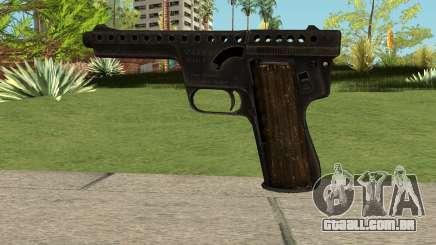 Gyrojet Pistol para GTA San Andreas