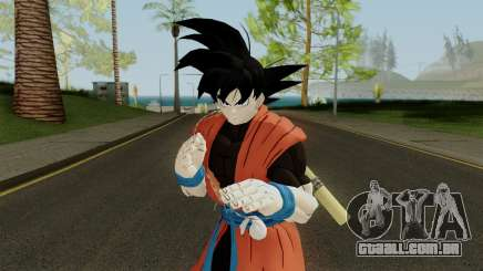 Goku Xeno (Dragon Ball Heroes) from DBXV2 para GTA San Andreas