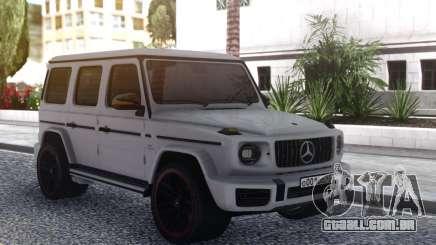 Mercedes-Benz G63 AMG Editon1 W464 para GTA San Andreas