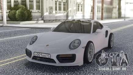 Porsche 911 Turbo S Coupe para GTA San Andreas