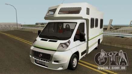 Fiat Ducato Mk3 Camper para GTA San Andreas