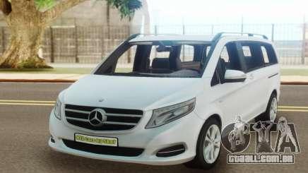 Mercedes-Benz V250 Van para GTA San Andreas