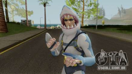 Fortnite Chomp Sr para GTA San Andreas