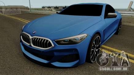 BMW 8-Series M850i Coupe 2019 para GTA San Andreas