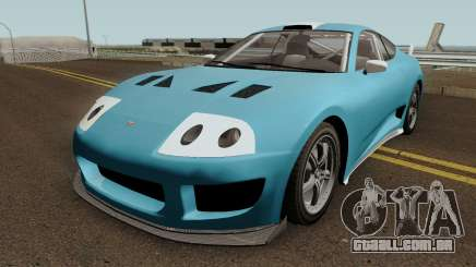 Dinka Jester Classic (r2) GTA V IVF para GTA San Andreas