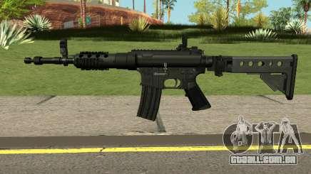 Colt M15 para GTA San Andreas