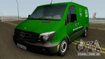 Mercedes-Benz Sprinter Posta para GTA San Andreas