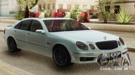 Mercedes-Benz W211 E63 para GTA San Andreas