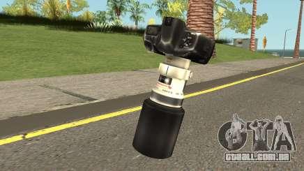 Camera HQ (With HD Original Icon) para GTA San Andreas