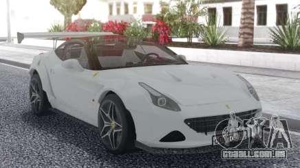 Ferrari California Sport para GTA San Andreas