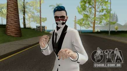 GTA Online Random Skin 13 para GTA San Andreas