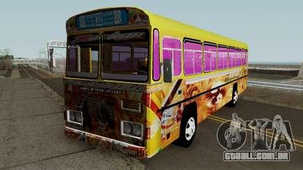 Hashan Golden Bird Bus para GTA San Andreas