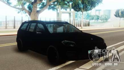 Mercedes-Benz GL63 Pure Black para GTA San Andreas