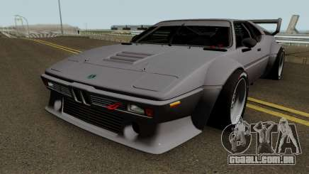 Ubermacht SC1 Classic para GTA San Andreas