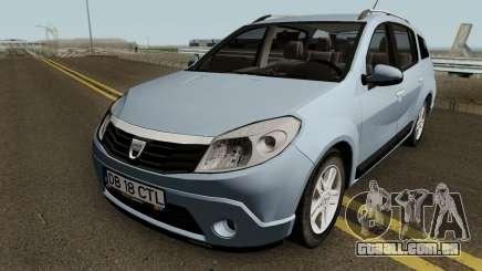 Dacia Sandero Grandtour para GTA San Andreas