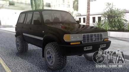 Toyota Serie 80 para GTA San Andreas