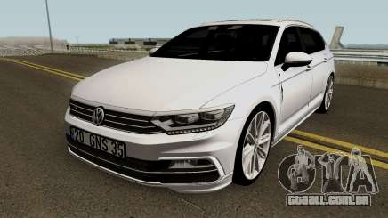 Volkswagen Passat Variant B8 2016 para GTA San Andreas
