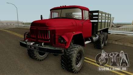 ZIL 131 (AMUR 531340) para GTA San Andreas