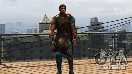 Thor Ragnarok 1.2 para GTA 5