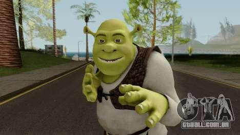 Shrek Skin V2 para GTA San Andreas