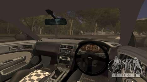 Nissan Silvia S14 Nismo 270R para GTA San Andreas