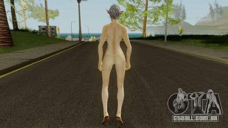 Terra Elf Starts Original Resikin para GTA San Andreas