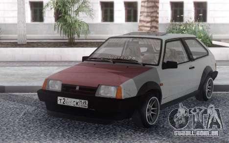 VAZ 2108 Stance para GTA San Andreas