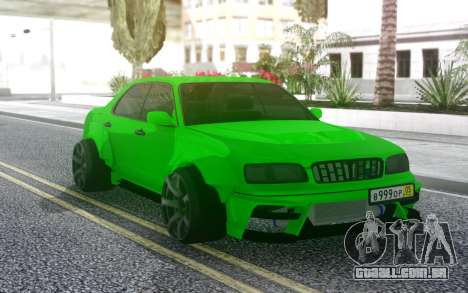 Nissan Cedric WideBody para GTA San Andreas