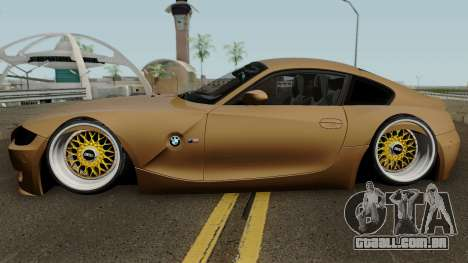 BMW Z4 SlowDesign 2008 para GTA San Andreas
