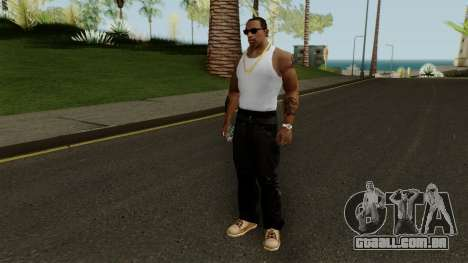 New Grenade HQ para GTA San Andreas
