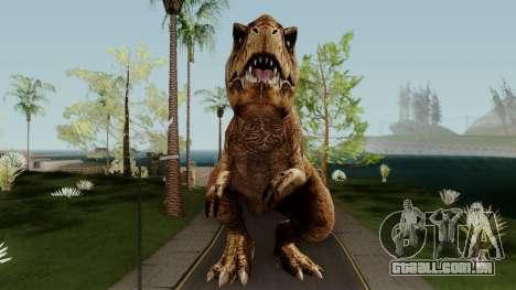 T-REX para GTA San Andreas
