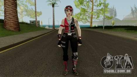Fortnite Biker Skin - Chopper para GTA San Andreas