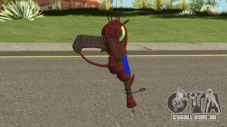 Call Of Duty Black Ops 3: Ray Gun para GTA San Andreas