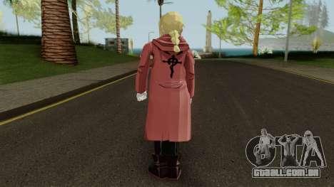 Edward Elric para GTA San Andreas