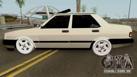 Tofaş g nascido SLX (Modificado) M. O. Construçã para GTA San Andreas