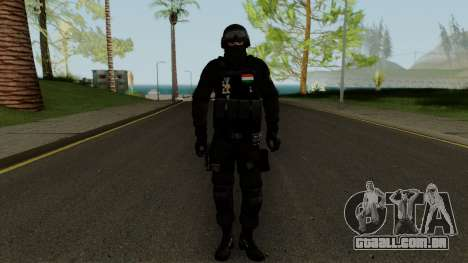 TEK Skin 2 para GTA San Andreas
