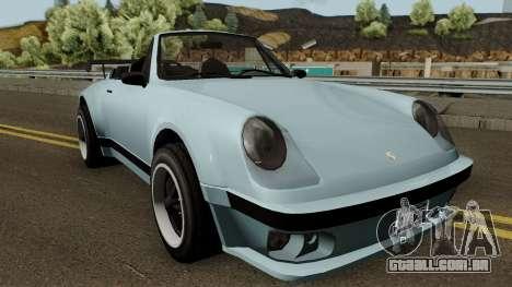 Porsche 911 Carrera Turbo (Comet Style) v1.1980 para GTA San Andreas