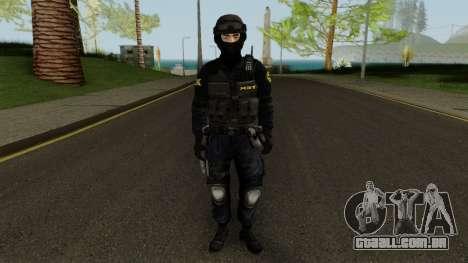 TEK Skin para GTA San Andreas