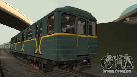 Ouriço Kiev 2002 para GTA San Andreas