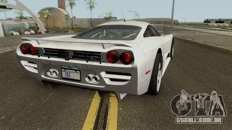 Saleen S7 2004 para GTA San Andreas