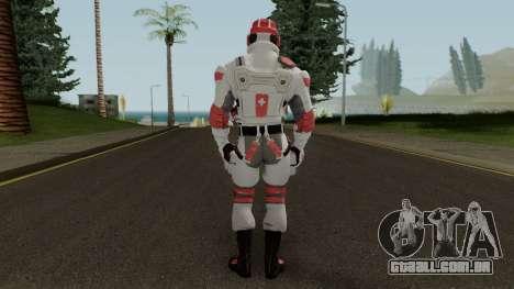 Fortnite Field Surgeon Male para GTA San Andreas