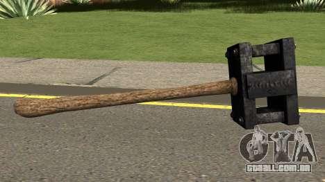 New Hammer HQ para GTA San Andreas