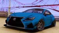 Lexus RS-F para GTA San Andreas