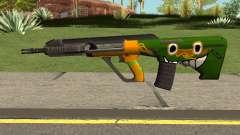 AUG A3 PUBG Edition: Rainforest para GTA San Andreas