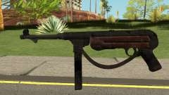 COD-WW2 - MP-40 para GTA San Andreas