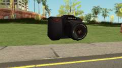 New Camera Nikon HQ para GTA San Andreas