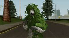 Skin Random 104 (Outfit Army With Ghiliesuit) para GTA San Andreas