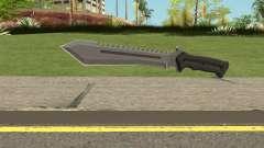 New Knife HQ para GTA San Andreas