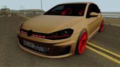 Volkswagen Golf 7 GTI SlowDesign para GTA San Andreas