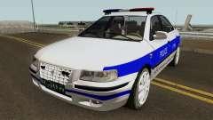 IKCO Samand Police LX v3